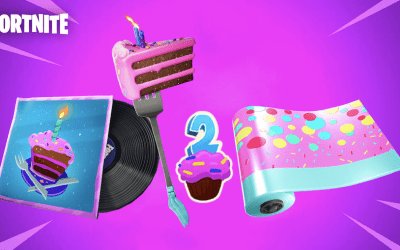 FORTNITE BIRTHDAY EVENT NEWS!
